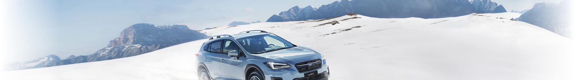Bezpieczna zima z Subaru